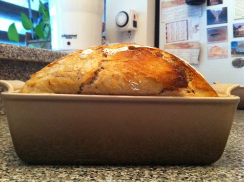 Freedom Of Health Sourdough Bread Baked